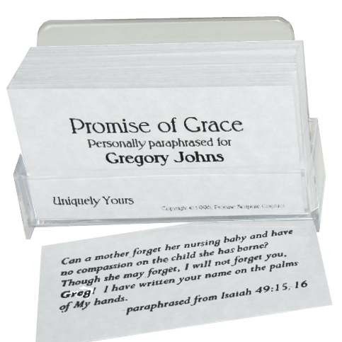 Promise of Grace